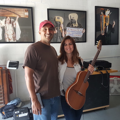 Manuel Delgado - Delgado Guitars