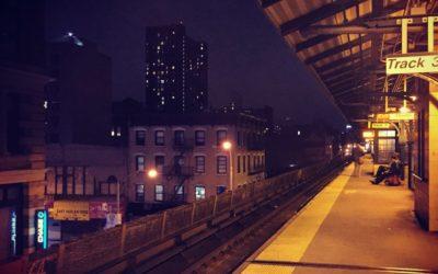 Last train to Manhattan – Wind Rose tour